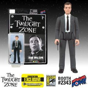Twilight Zone Bob Wilson William Shatner Kenner style figure SDCC 2014