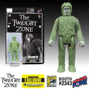 Twilight Zone color Gremlin SDCC 2014 Entertainment Earth