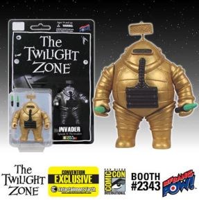 Twilight Zone color Invader SDCC 2014 Entertainment Earth