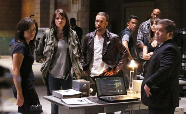 Agents of SHIELD season two clip