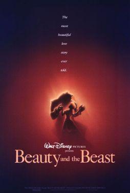 Beauty and the Beast one-sheet John Alvin