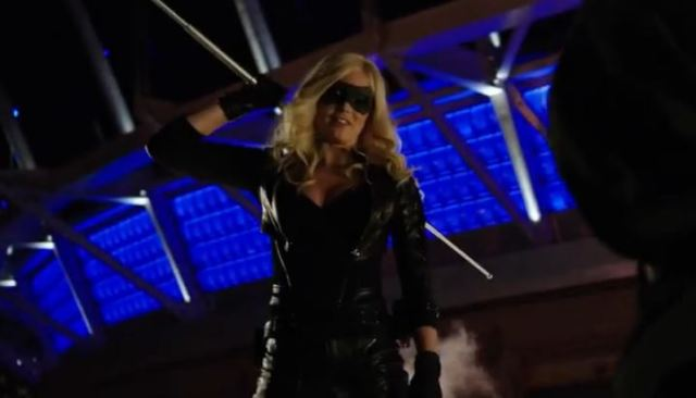 Black Canary Arrow Season Three