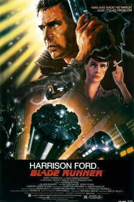 Blade Runner one-sheet John Alvin