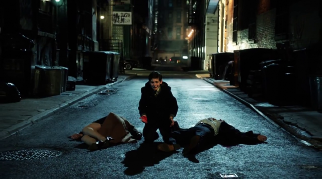 Bruce Wayne in Gotham
