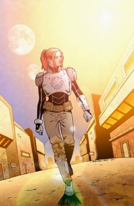Copperhead #1 Peeples Hastings cover