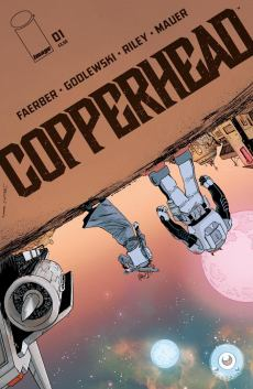 Copperhead alternate cover