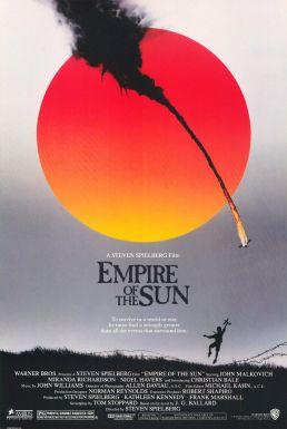 Empire of the Sun one-sheet John Alvin