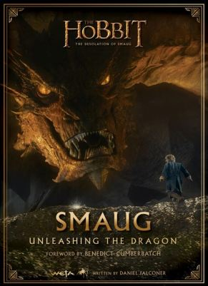 Hobbit Smaug Unleashing the Dragon cover