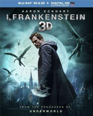 I Frankenstein Blu-ray 3D