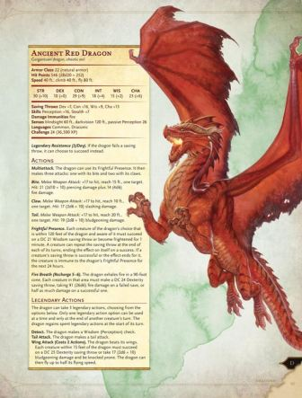 Monster Manual excerpt C