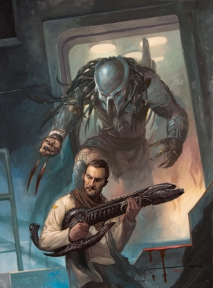 Predator Fire and Stone cover art