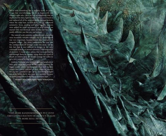 Smaug Unleashing the Dragon excerpt 2
