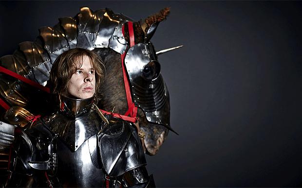 Smee as Richard III