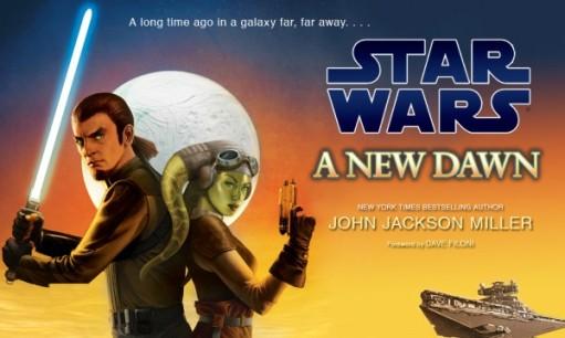 Star Wars A New Dawn banner