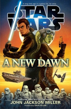 Star Wars A New Dawn cover
