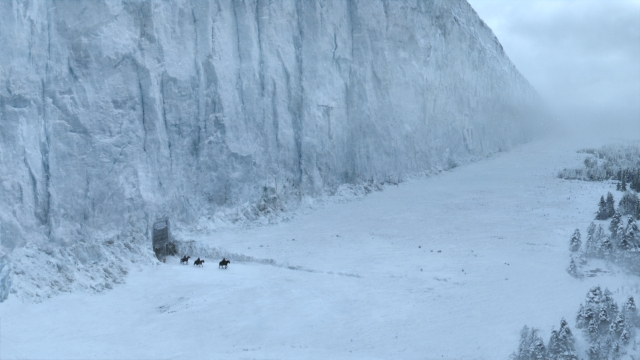 Wall of Westeros
