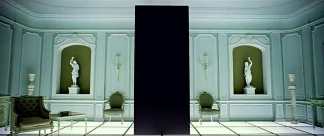 2001 huh black monolith