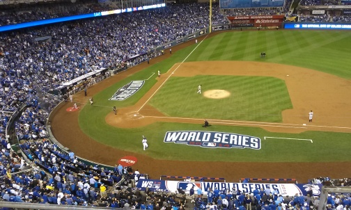 2014 World Series Game 1