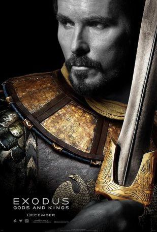 Exodus Gods Kings Bale poster B