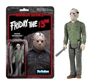 Funko Reaction Jason figure Friday the 13th