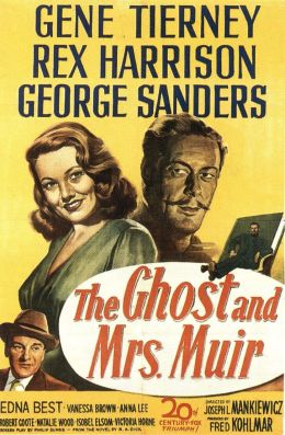 Ghost and Mrs Muir original movie poster