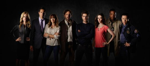 Grimm Season four cast
