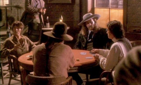 Jeff Bridges as Wild Bill Hickok