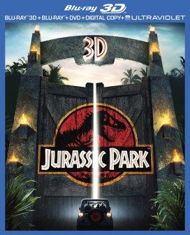 Jurassic Park 3D cover