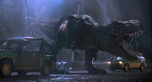 Jurassic Park 3D turn off the flashlight
