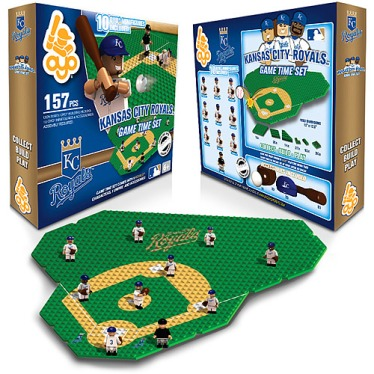 KC Royals Oyo Gametime set