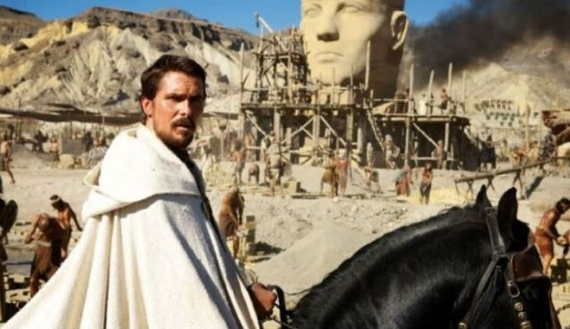 Monumental architecture by Ridley Scott
