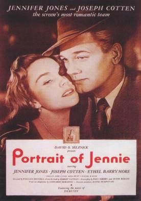Portrait of Jennie original movie poster