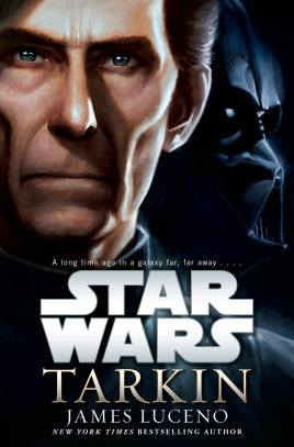 Star Wars Tarkin novel cover Nov 2014 release