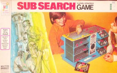 Sub Search game