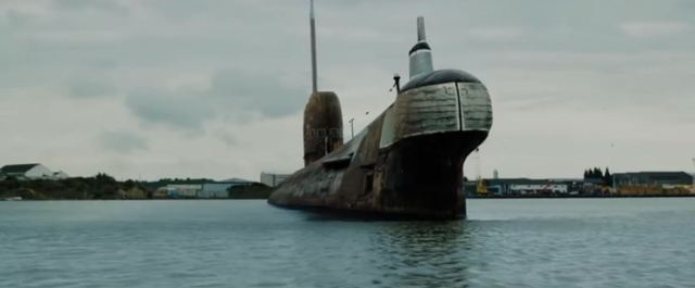 Sub Search in Black Sea