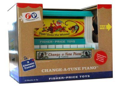 1969 Change a Tune Piano
