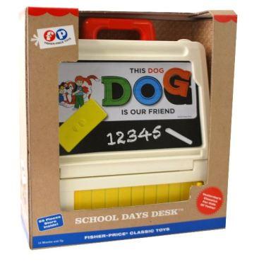1972 School Days Desk