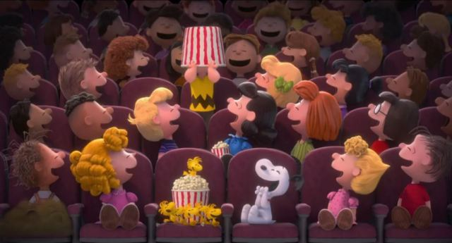 3D peanuts movie