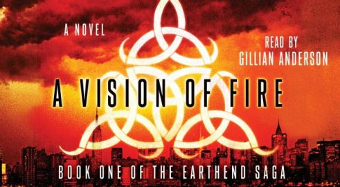 A Vision of Fire audio