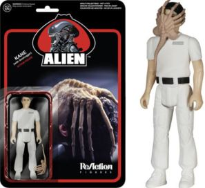 Facehugger figure
