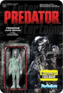 Glow in dark Predator