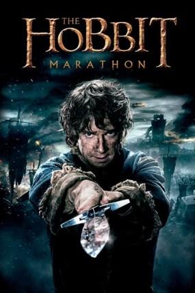 Hobbit Marathon poster