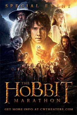 HobbitMarathon CW
