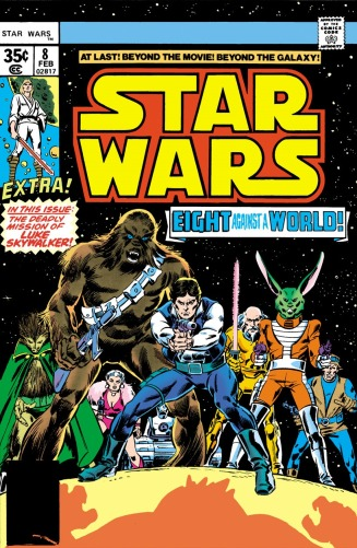 Star Wars issue 8 Marvel Comics