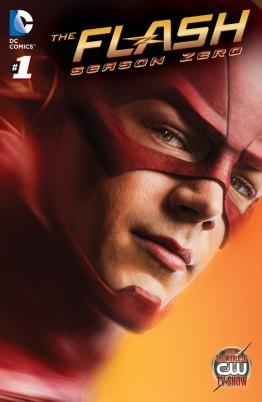 The Flash Season Zero regular cover issue 1