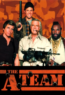 A-Team series poster