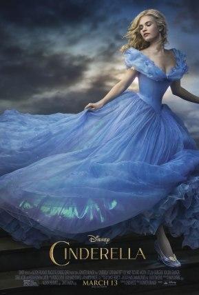 Cinderella movie poster 2015