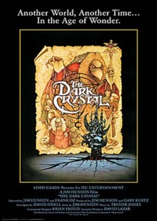 Dark Crystal movie poster