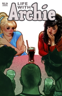 Hughes Life With Archie cover