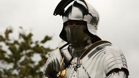 King Richard III cosplay